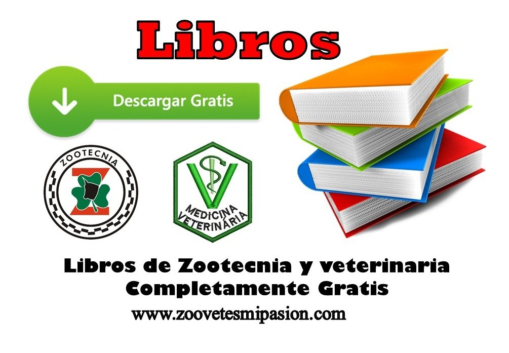 libros de zootecnia y veterinaria