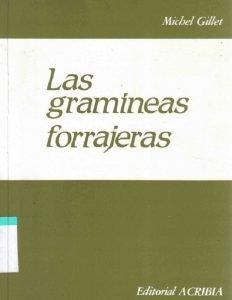 Las graminias forrajeras Libro