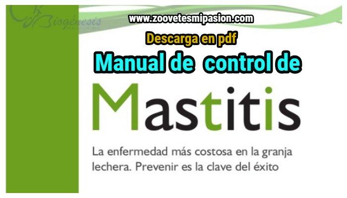 Manual de control de mastitis