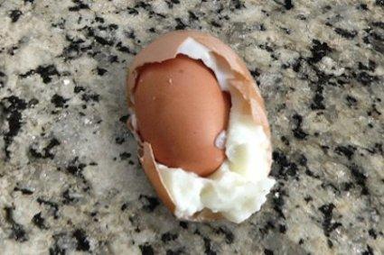 huevo doble