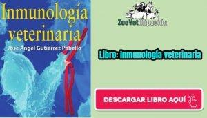 Libro: Inmunología veterinaria