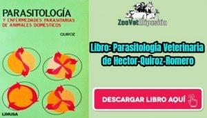Libro: Parasitología Veterinaria de Hector-Quiroz-Romero