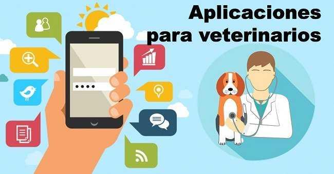 Las Aplicaciones móviles para veterinarios