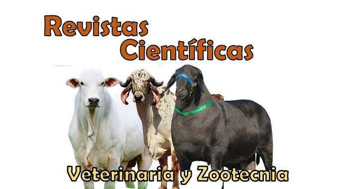 Revistas cientificas de veterinaria y zootecnia