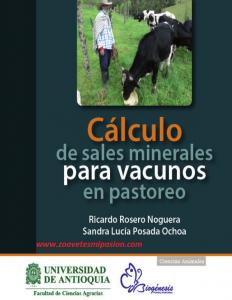 Libro calculo de sales mineralizadas