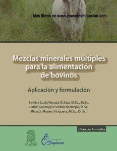 Libro mezcla de minerales