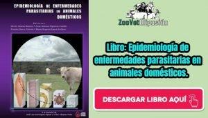 Libro: Epidemiología de enfermedades parasitarias en animales domésticos.