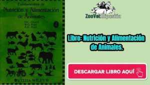 Libro: Nutrición y Alimentación de Animales.