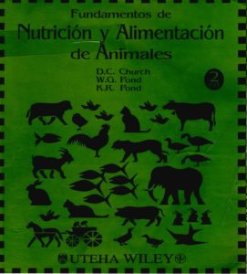 Libros Nutricion CHURCH