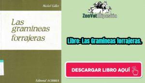 Libro: Las Gramíneas forrajeras.