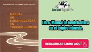 Libro: Manual de lombricultura en el trópico húmedo.