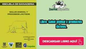 Libro: Salud animal y productos lácteos.