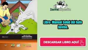 Libro: Manual Salud del hato bovino.