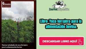 Libro: Yuca forrajera para la alimentación bovina.