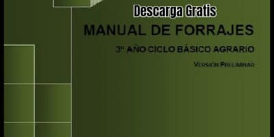 Descarga Manual de forrajes