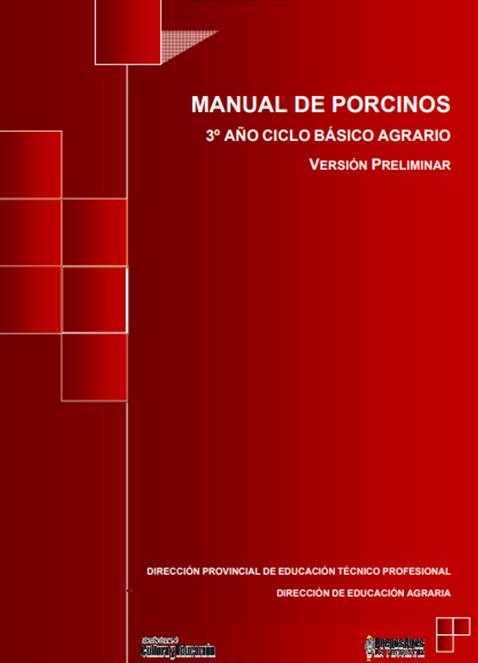 Libro: Guia de producción porcina.