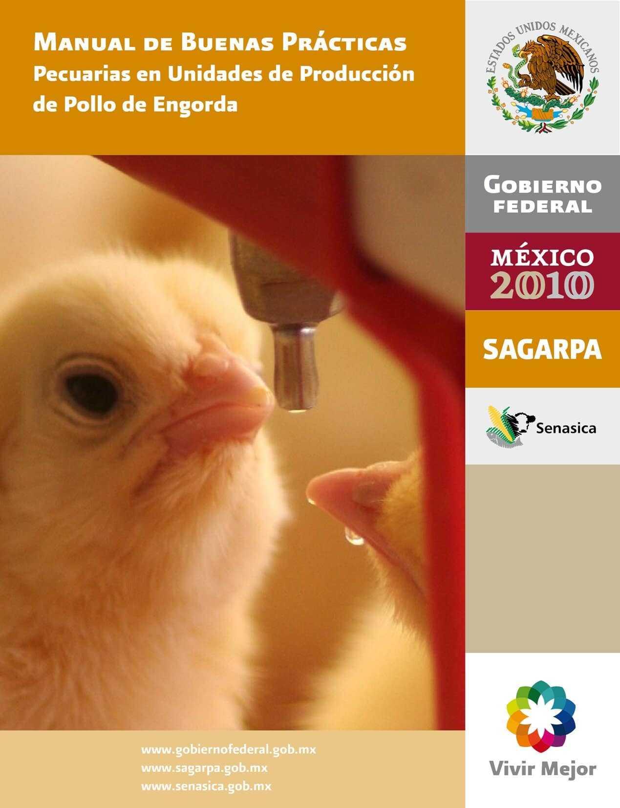 Libro: Buenas practicas en producción de pollos de engorde.