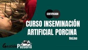 CURSO INSEMINACION ARTIFICIAL PORCINA